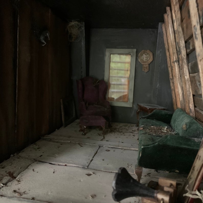 Miniatura de Casa Antiga