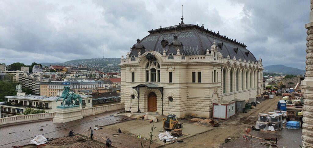 Edifício Royal Stable - Budapeste